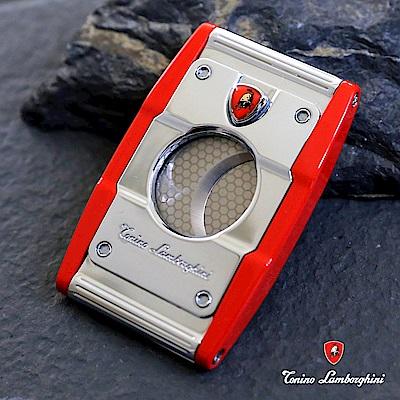 藍寶堅尼PRECISIONE CIGAR CUTTER雪茄剪(紅)