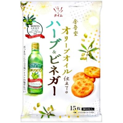 金吾堂 橄欖油鹽味米果(90g)