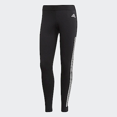 adidas 緊身褲 MH 3-Stripes Tights 女款