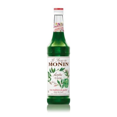 Monin糖漿-綠薄荷700ml