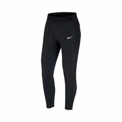 Nike 長褲 ESS Running Trousers 女款 路跑 慢跑 跑步 合身 反光 透膚 黑 白 CJ2260010