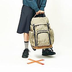 RAWROW-廣場系列-15吋兩用運動後背包(手提/後背)-橄欖綠-RBP620OL