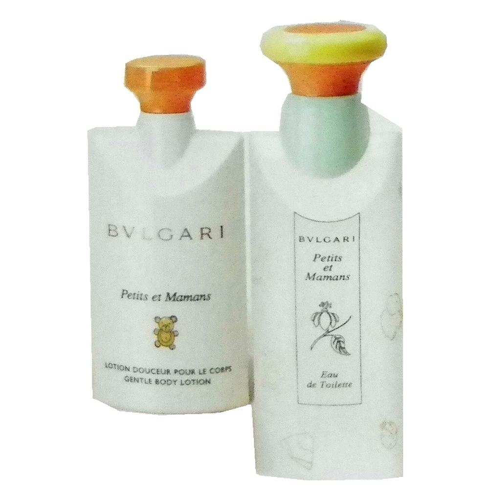 Bvlgari 甜蜜寶貝淡香水 100ml + 身體乳 75ml 無外盒包裝