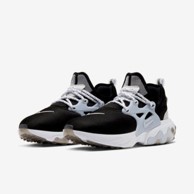NIKE 運動鞋 透氣 襪套 慢跑鞋 黑 女鞋  CD9015004 W REACT PRESTO