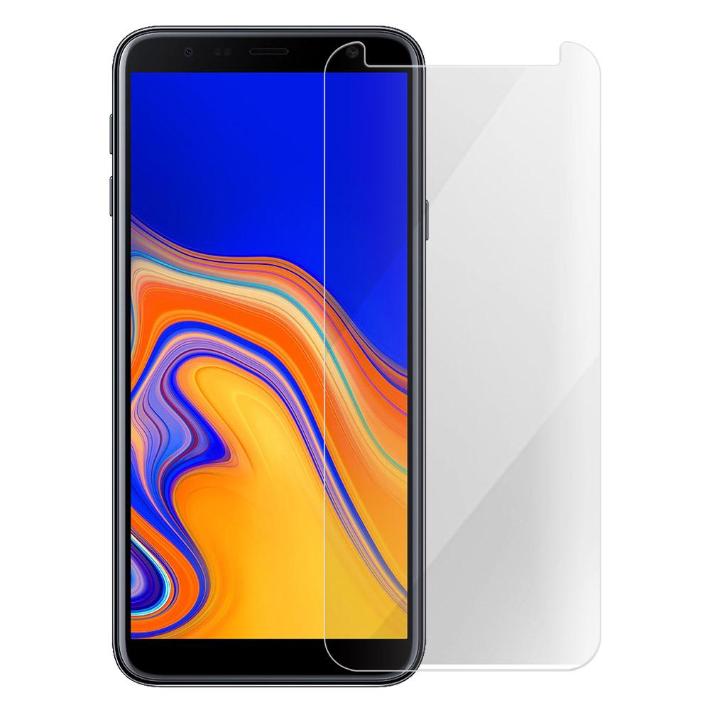 Metal-Slim Samsung Galaxy J4+ 9H鋼化玻璃保護貼