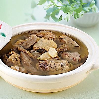膳食家 菜脯雞湯獨享盅420g