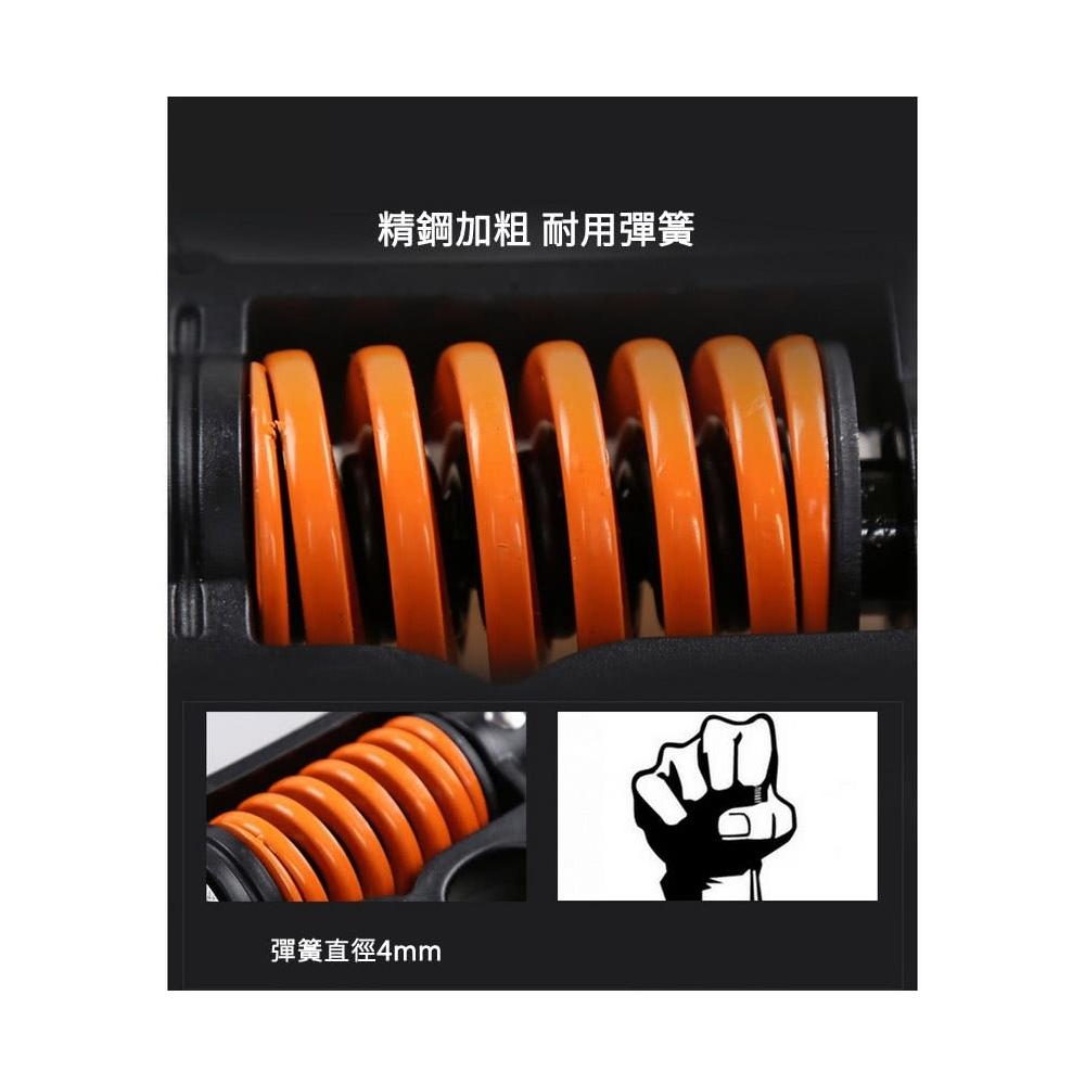 【LOTUS】15-50KG 握力器可調節 手力指力腕力臂力握手器健身器