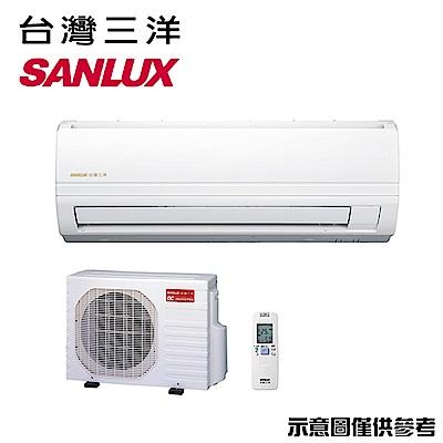 SANLUX 三洋7-9坪變頻冷專分離式冷氣SAC-50V7/SAE-50V7