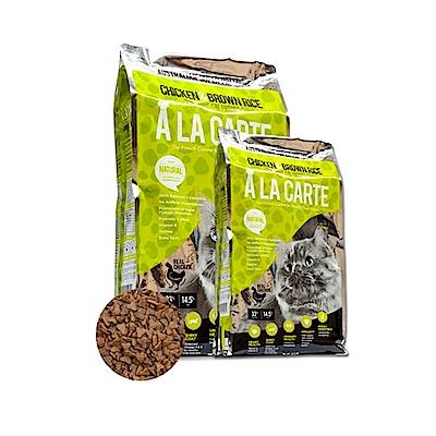阿拉卡特全齡貓-雞肉和益生菌配方15KG