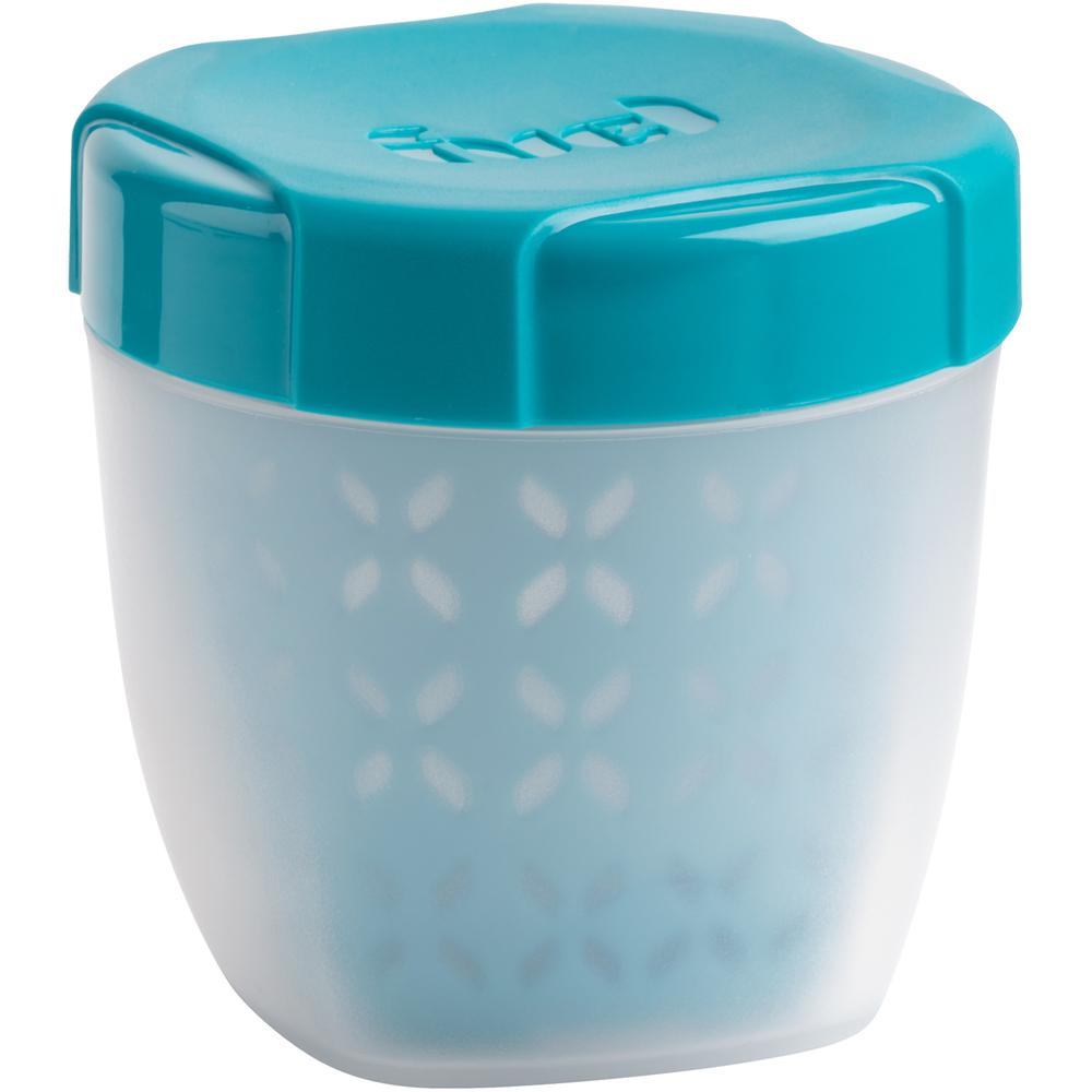 《TRUDEAU》水果密封便當盒(藍250ml)