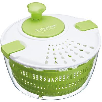 KitchenCraft 扣式蔬菜脫水器(25cm)