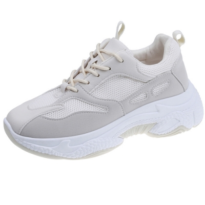 韓國KW美鞋館-(預購)舒活特質運動老爹鞋(老爺鞋 運動鞋 休閒鞋)(共2色)