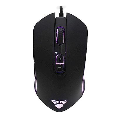 FANTECH RGB燈效專業電競遊戲滑鼠(X9)