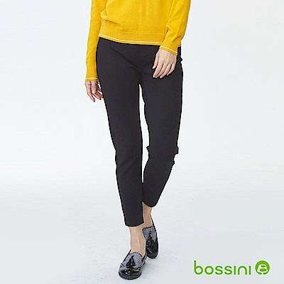 bossini女裝-針織貼身褲01黑