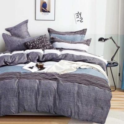 A-ONE 雪紡棉  雙人加大床包/枕套三件組-夢想開發