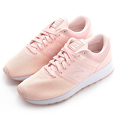 New Balance TIER 4 247 女復古休閒鞋 WRL24TG-B 粉