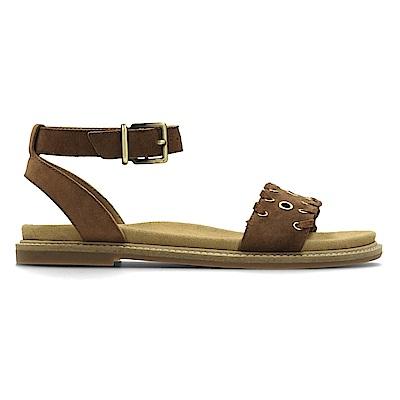 Clarks Corsio Amelia 女涼鞋 棕