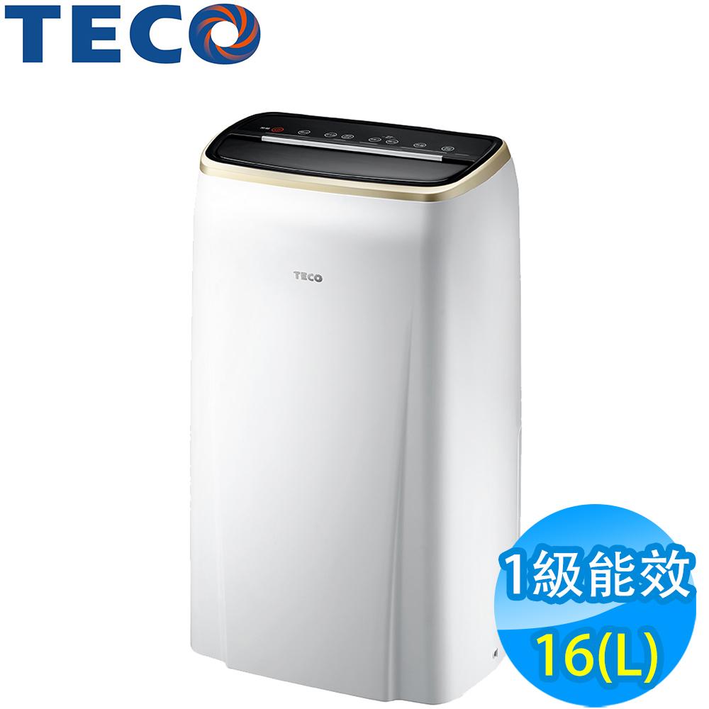 TECO東元 16L 1級清淨除濕機 MD3209RW