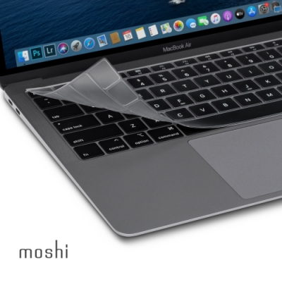 Moshi ClearGuard for MacBook Air 13 吋 超薄鍵盤膜 (2020,美版)