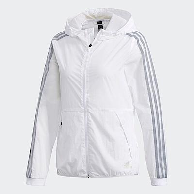 adidas 運動外套 女 DY8641