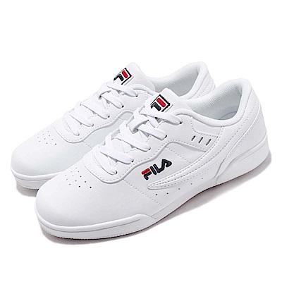 Fila 休閒鞋 4J327T100 低筒 運動 男女鞋