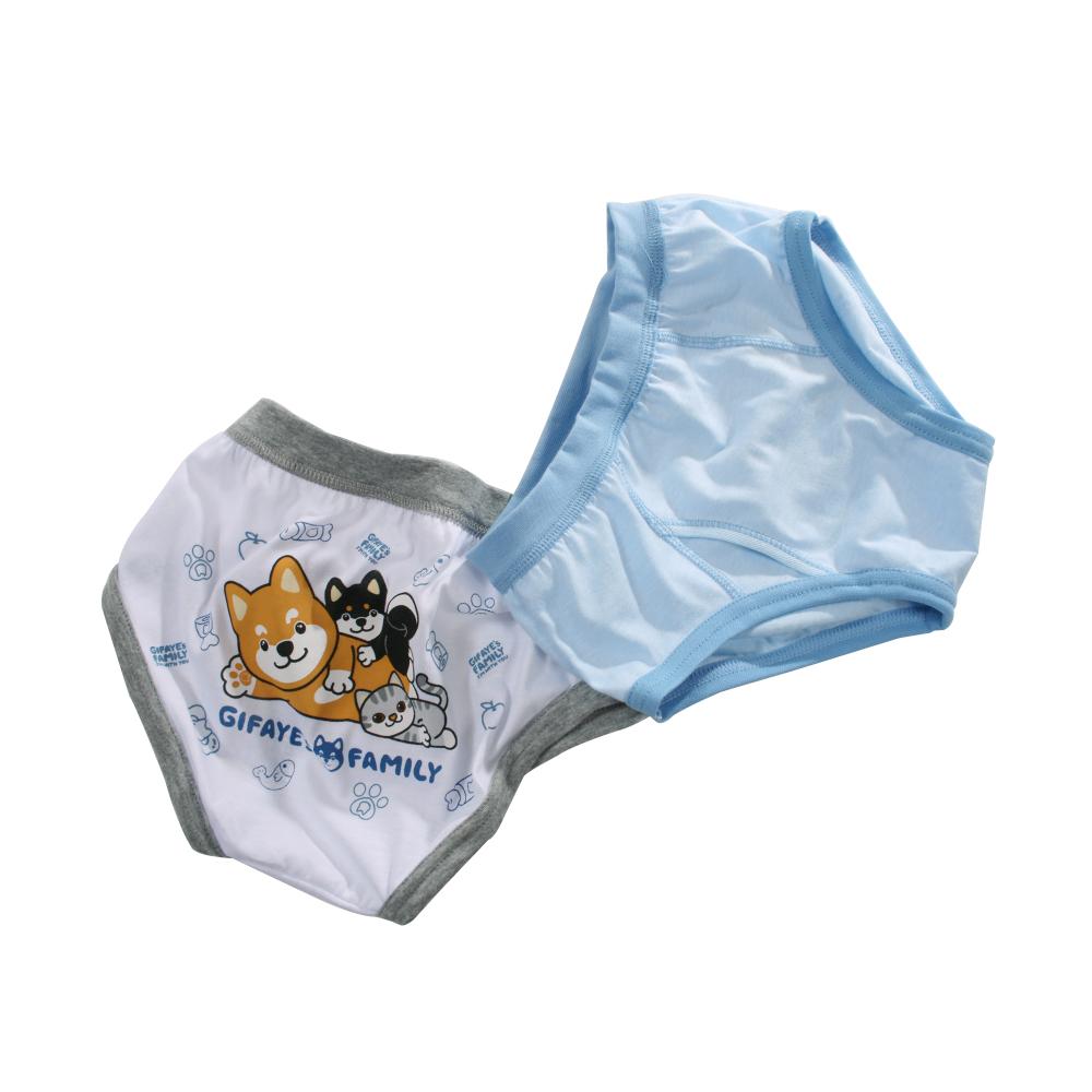 琦菲家族男童三角內褲(四件組) k51024 魔法Baby