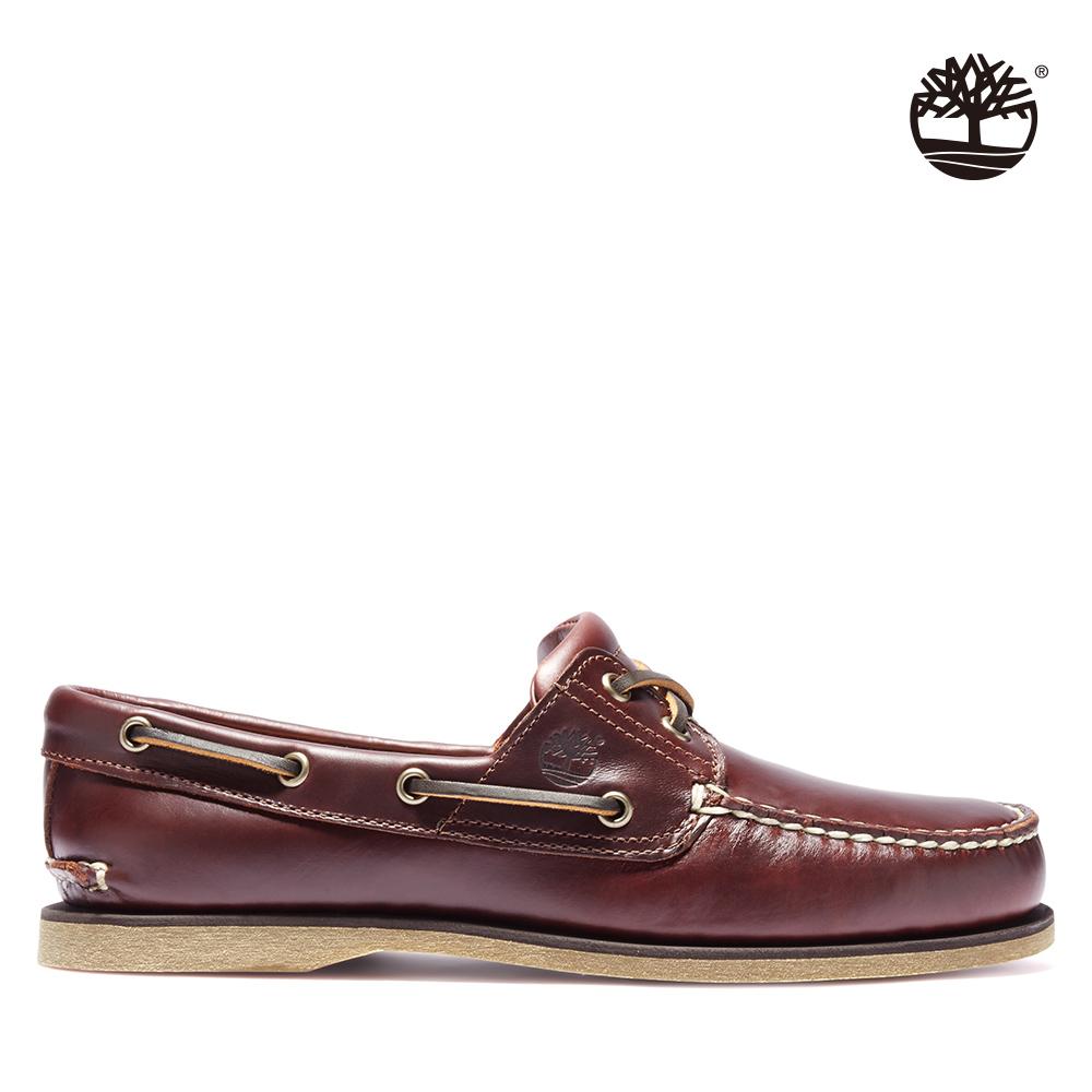 Timberland 經典帆船鞋 男款