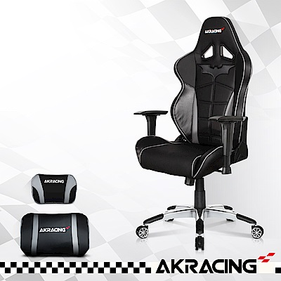 AKRACING_超跑電競椅旗艦款-GT78 BATMAN