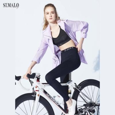 【ST.MALO】台灣製美國杜邦銀離子彈力修飾褲(3色)
