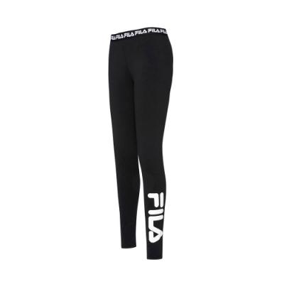 FILA #LINEA ITALIA 針織長褲-黑 5PNT-5420-BK