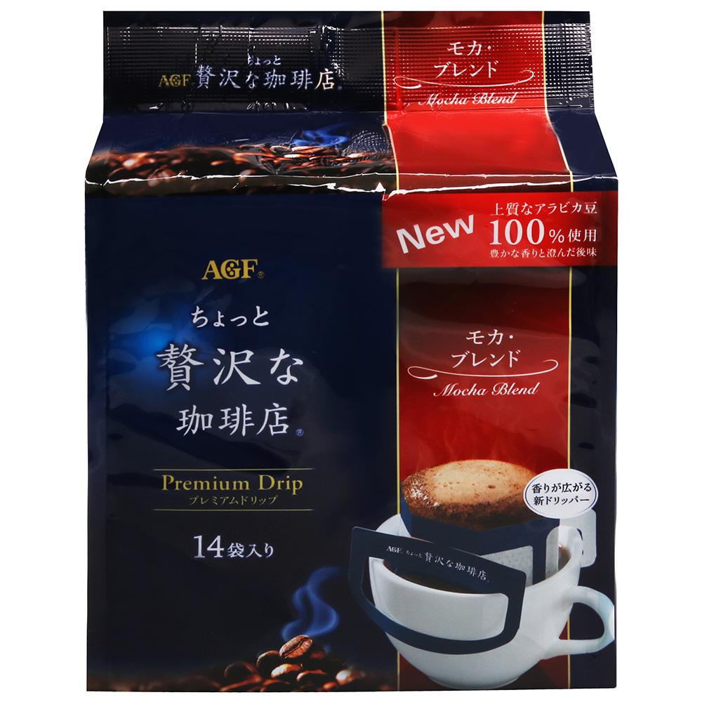 AGF 華麗濾式咖啡-摩卡(112g)