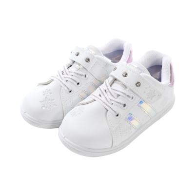 魔法Baby 女童鞋 台灣製冰雪奇緣正版親子兒童款運動鞋 sa04519