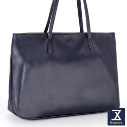 74盎司Fashion 簡約托特包[LG-897-FA-W]深藍