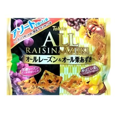 東鳩 雙味派-葡萄栗子風味(198g)