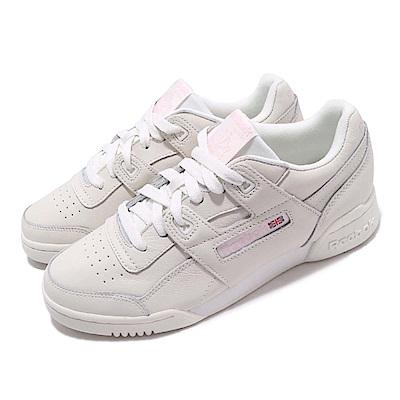 Reebok 休閒鞋 Workout LO Plus 運動 女鞋