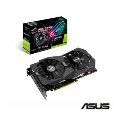 華碩 ASUS ROG Strix GeForce GTX 1650 SUPER OC版 4GB顯示卡
