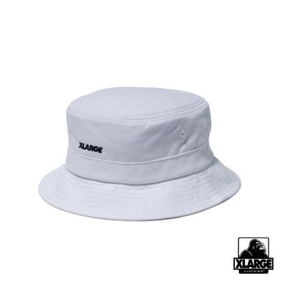 XLARGE POCKET ADJUSTABLE CAMP HAT 漁夫帽(口袋)-白