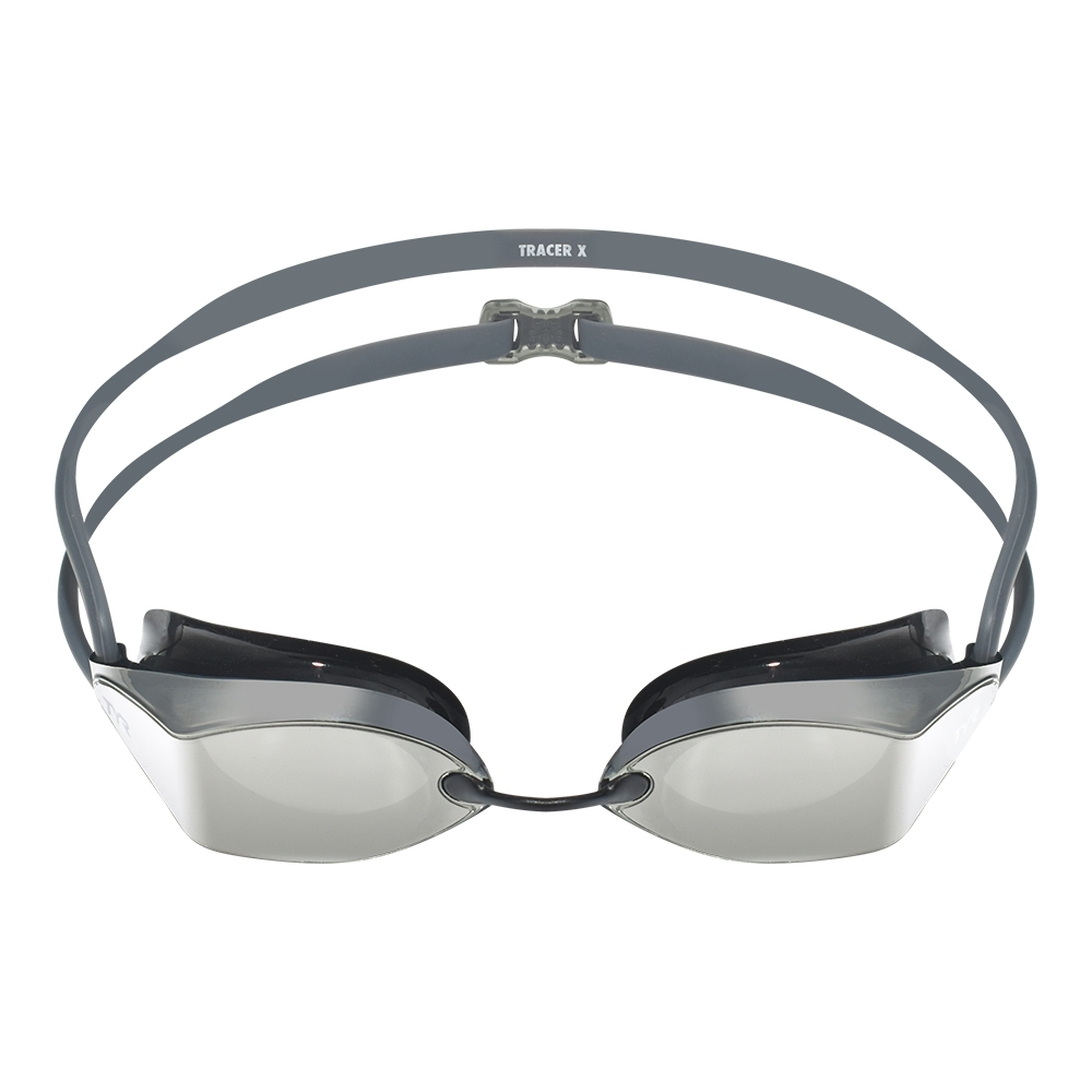 TYR FINA認證超廣角競速電鍍泳鏡 Tracer-X Racing Mirrored Adult Fit
