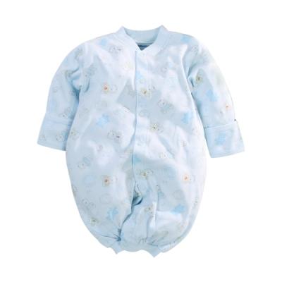 嬰兒厚款純棉護手兔裝 a70247 魔法Baby