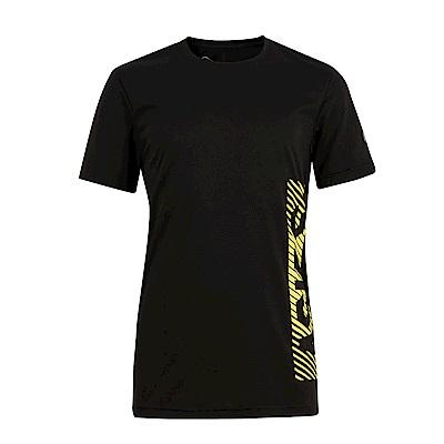 ASICS 男印花短袖T恤 2031A562-009