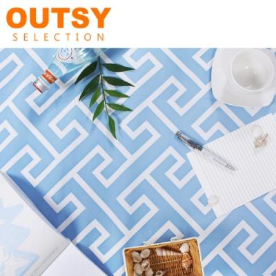 【OUTSY】限量花布系列輕量野餐墊 海街日記