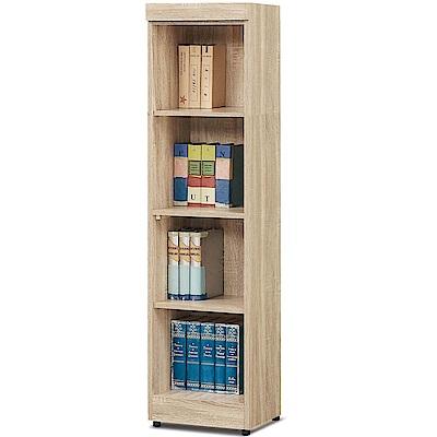 凱曼  卡麥隆原切橡木四格櫃/置物櫃