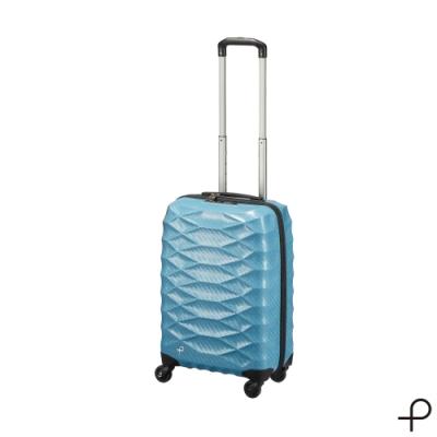【PROTECA】Light輕彈系列-21吋史上最輕硬殼行李箱 (雪紡藍)