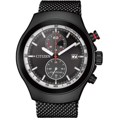 CITIZEN 星辰 光動能計時時尚腕錶  (CA7015-82E)43mm