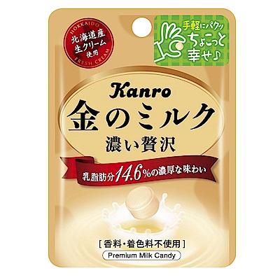 甘樂 Kanro 金色牛奶糖(80g)