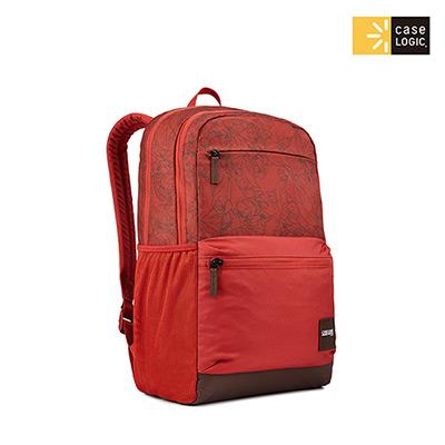 Case Logic-CAMPUS 26L筆電後背包CCAM-3116-磚紅/花紋