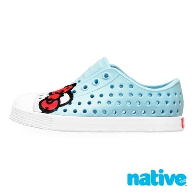 native 小童鞋 JEFFERSON 小奶油頭-Kitty天空藍