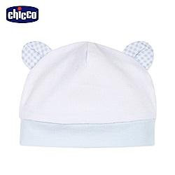chicco-藍格熊-熊耳帽