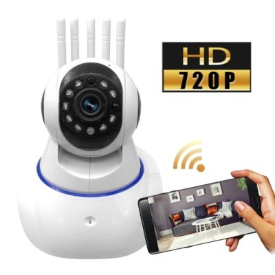 監視者PLUS 五天線WiFi網路夜視監控攝影機