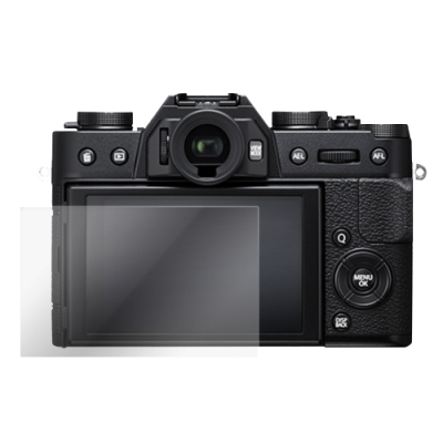 Kamera 9H 鋼化玻璃保護貼 for Fujifilm X100F / 相機保護貼 / 贈送高清保護貼